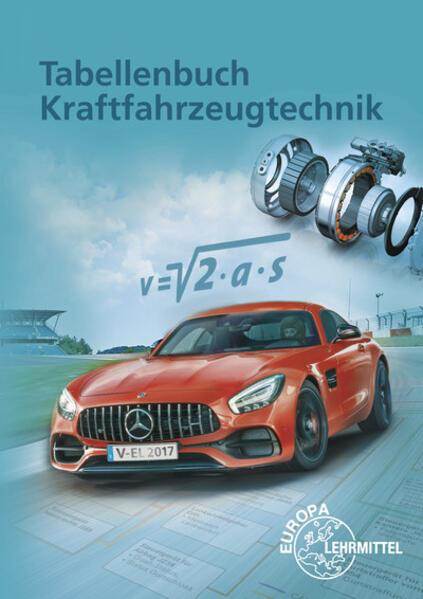 Tabellenbuch Kraftfahrzeugtechnik als Buch (kartoniert)