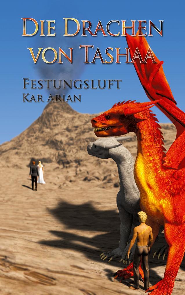 Der Drachenkommandant 1: Festungsluft als eBook epub