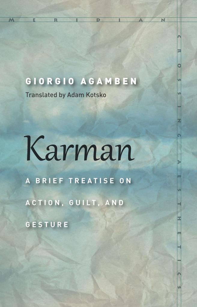 Karman als Taschenbuch