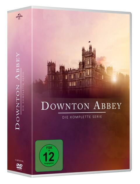 Downton Abbey als DVD