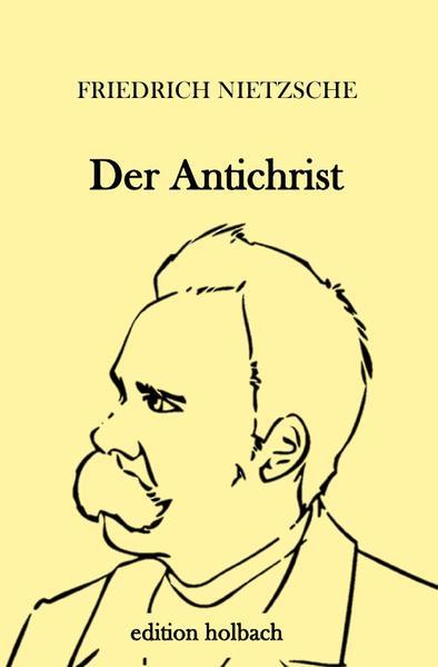 Der Antichrist als Buch (gebunden)