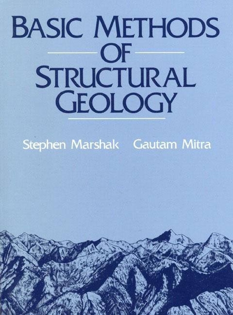 Basic Methods of Structural Geology als Buch (kartoniert)