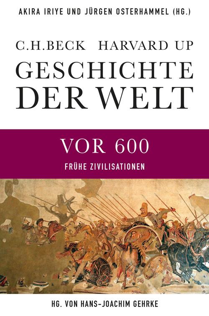 Geschichte der Welt Die Welt vor 600 als eBook epub