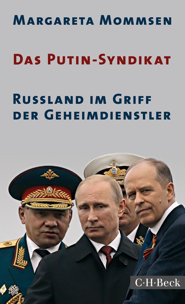 Das Putin-Syndikat als eBook epub