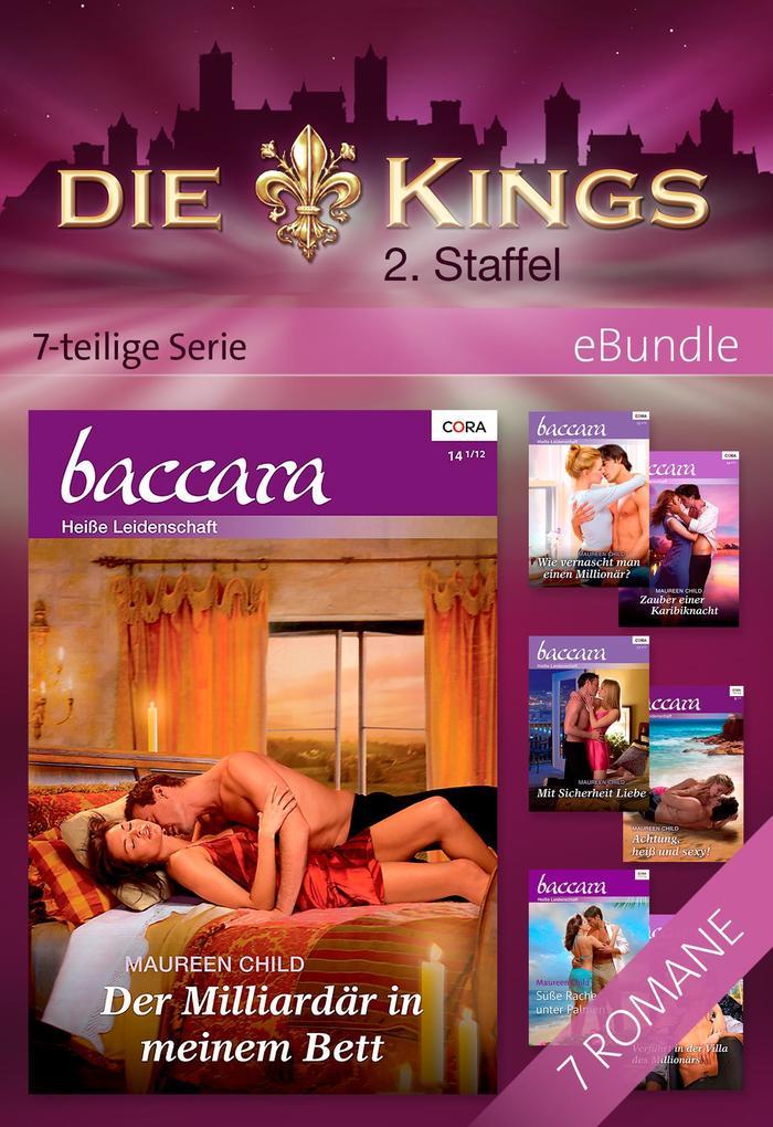 Die Kings - 2. Staffel - 7teilige Serie als eBook epub