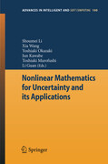 Nonlinear Mathematics for Uncertainty and its Applications