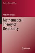 Mathematical Theory of Democracy