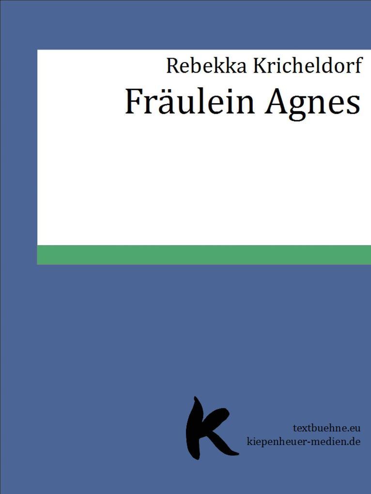 Fräulein Agnes als eBook epub