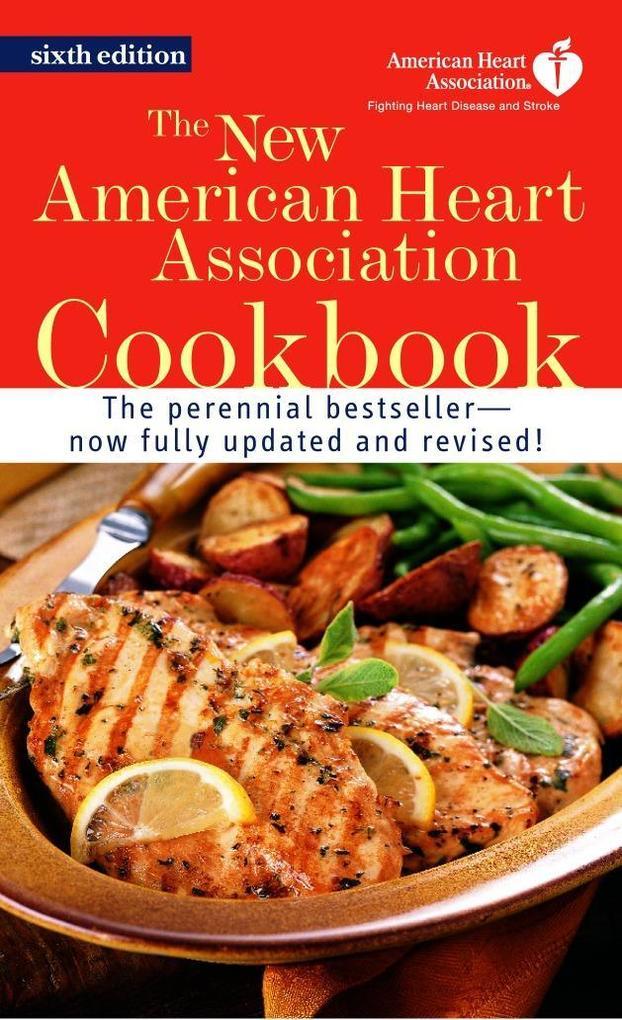 The New American Heart Association Cookbook als Taschenbuch