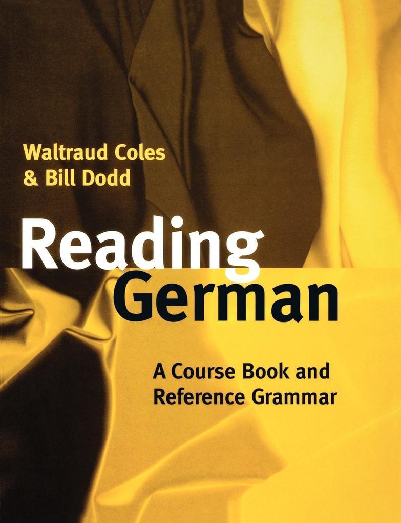 Reading German als Buch (kartoniert)