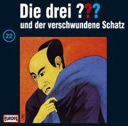 Die drei ??? 022 und der verschwundene Schatz (drei Fragezeichen) CD