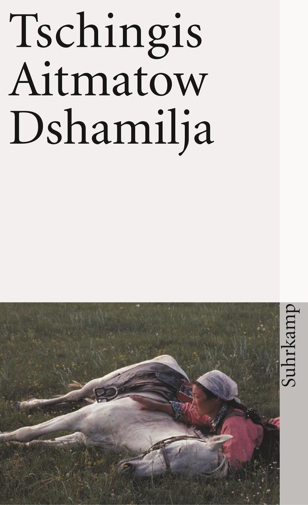 Dshamilja als Taschenbuch