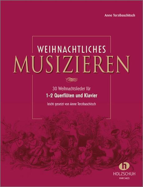 Weihnachtliches Musizieren als Buch (kartoniert)