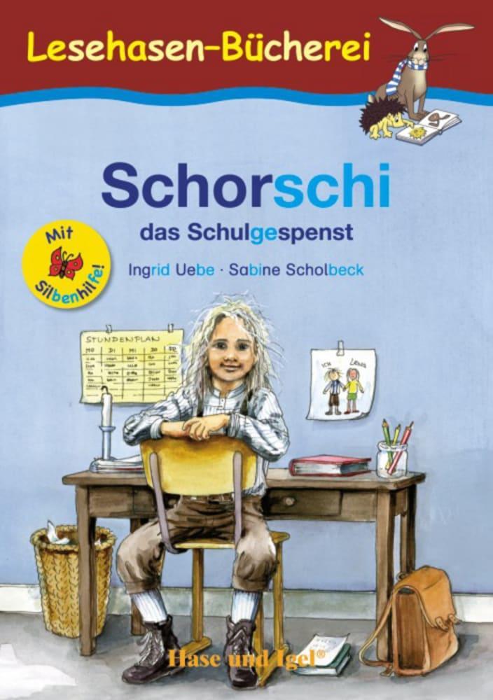 Schorschi, das Schulgespenst / Silbenhilfe als Buch (kartoniert)