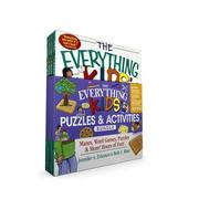 The Everything Kids' Puzzles & Activities Bundle: The Everything(r) Kids' Puzzle Book; The Everything(r) Kids' Mazes Book; The Everything(r) Kids' Wor