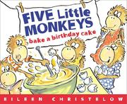 Five Little Monkeys Bake a Birthday Cake