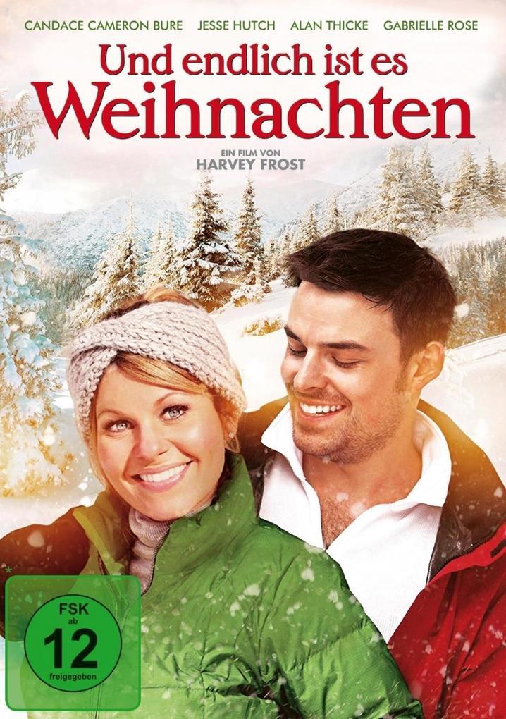 Und endlich ist es Weihnachten als DVD