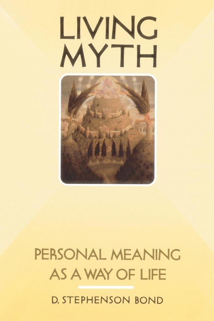 Living Myth als Taschenbuch