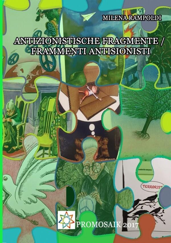 Antizionistische Fragmente / Frammenti antisionisti als Buch (kartoniert)