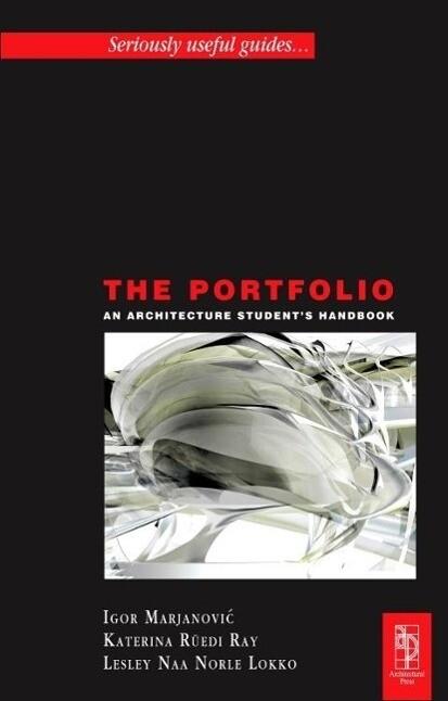 The Portfolio als Buch (kartoniert)