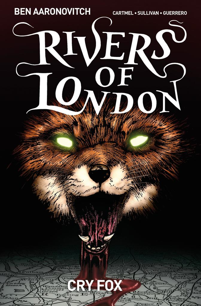 Rivers of London Volume 05: Cry Fox als Buch (kartoniert)