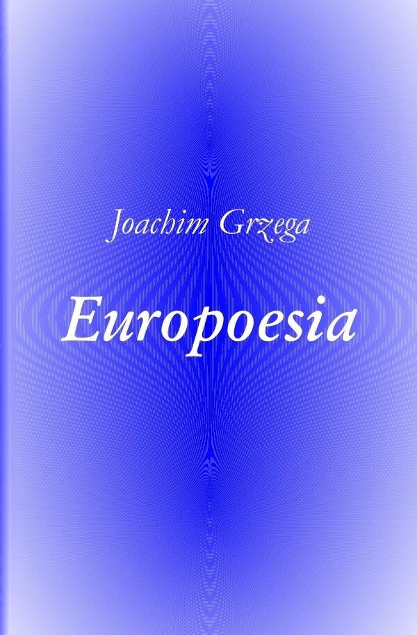 Europoesia als Buch