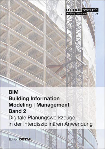 BIM - Building Information Modeling I Management - Band 2 als Buch (kartoniert)