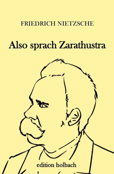 Also sprach Zarathustra als Buch (kartoniert)