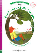 Der Fuchs und die Trauben. Buch + Multi-ROM