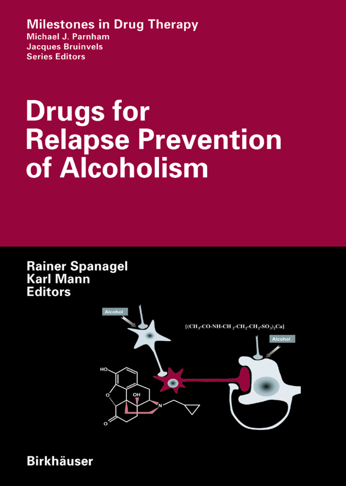 Drugs for Relapse Prevention of Alcoholism als Buch (gebunden)