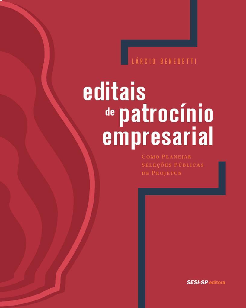 Editais de Patrocínio Empresarial als eBook epub