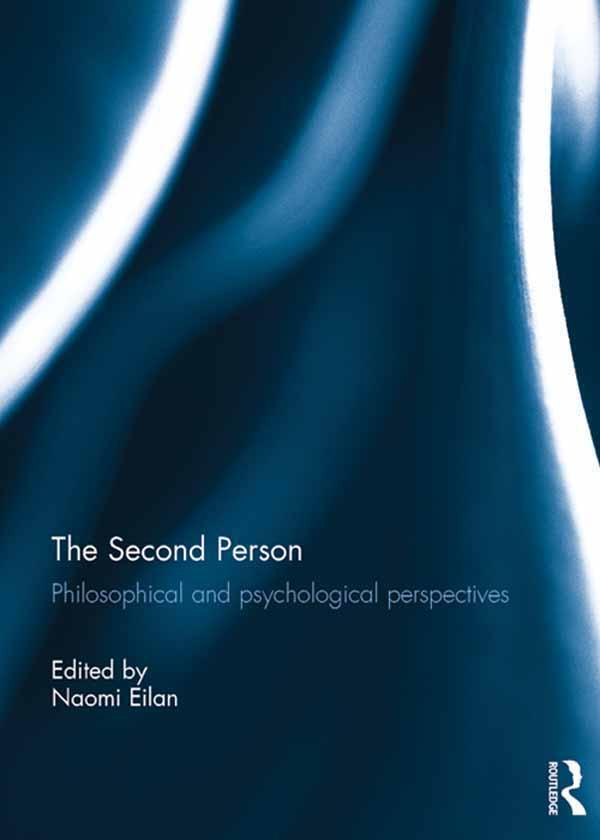 The Second Person als eBook epub