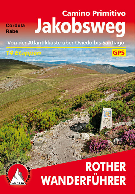 Jakobsweg - Camino Primitivo als Buch (kartoniert)