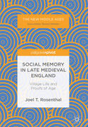 Social Memory in Late Medieval England