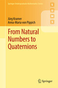 From Natural Numbers to Quaternions