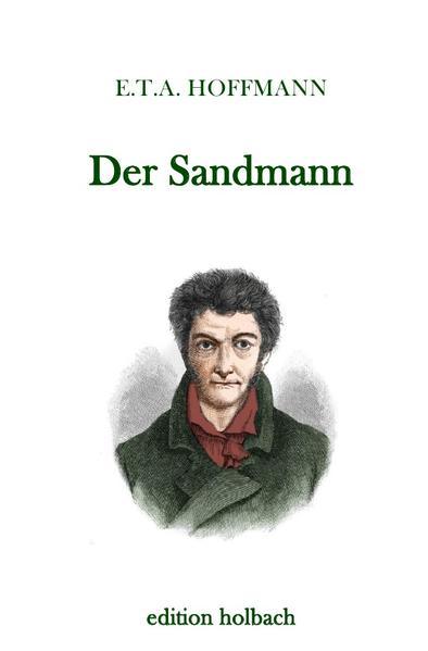 Der Sandmann als Buch (kartoniert)