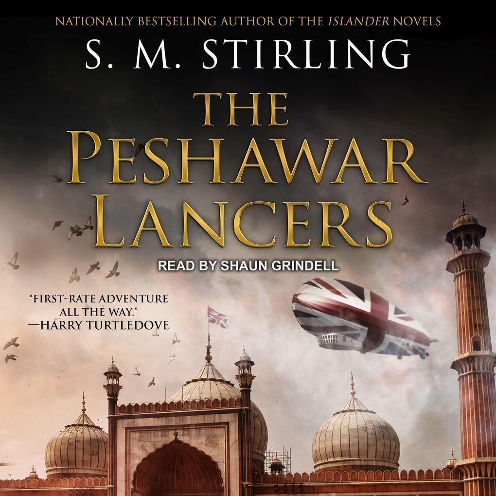 The Peshawar Lancers als Hörbuch CD