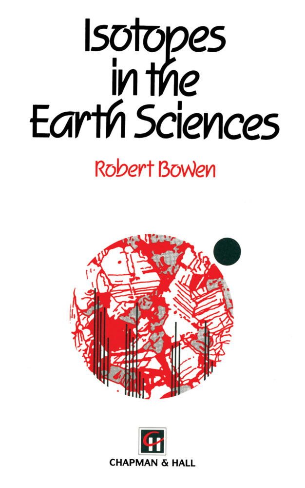 Isotopes in the Earth Sciences als Buch (gebunden)