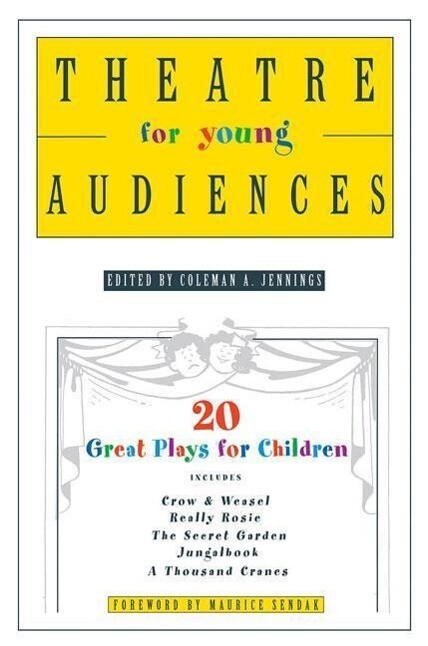 Theatre for Young Audiences als Taschenbuch