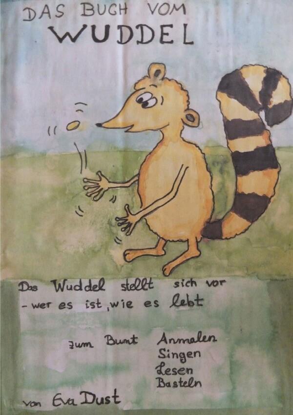 Das Buch vom Wuddel als Buch (kartoniert)
