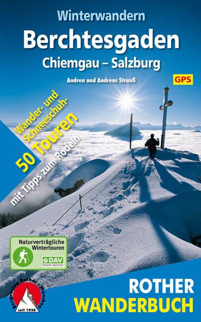 Winterwandern Berchtesgaden - Chiemgau - Salzburg als Buch (kartoniert)