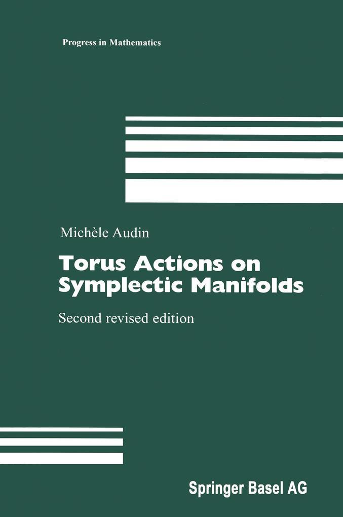 Torus Actions on Symplectic Manifolds als Buch (gebunden)