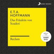 Das Fräulein von Scuderi, 3 Audio-CDs