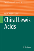 Chiral Lewis Acids