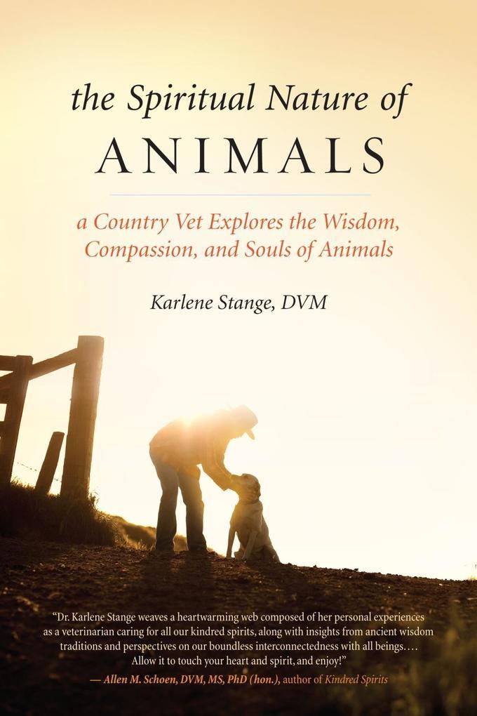 The Spiritual Nature of Animals als eBook epub