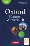 Oxford Klausur-Wörterbuch - Ausgabe 2018. B1-C1 - Englisch-Deutsch/Deutsch-Englisch