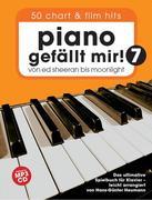 Piano gefällt Mir! 50 Chart und Film Hits - Band 7 (Book & Audio)