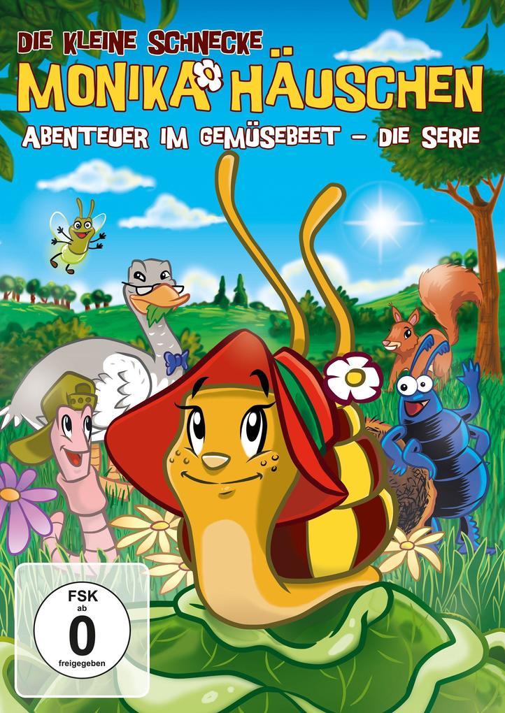 Abenteuer Im Gemüsebeet-Die Serie (DVD) als DVD