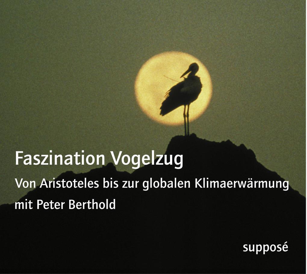 Faszination Vogelzug. 2 CDs als Hörbuch CD