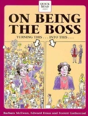 Crisp: On Being the Boss Crisp: On Being the Boss als Buch (gebunden)